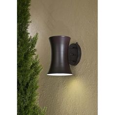 Arya Fluorescent Large Outdoor Wall Mount Minka Lavery Wall Mounted Outdoor Outdoor Wall