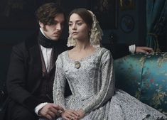 A list of 20 of the most romantic period drama TV series to watch. From Downton Abbey to Poldark, Victoria, Gran Hotel, and more. Victoria Pbs, Victoria Tv Show, Victoria 2016, Victoria Series, Reine Victoria, Best Period Dramas, Period Drama Movies, Drama Tv Series, Tv Series To Watch