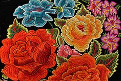 mexican embroidery - stunning! from San Antonio