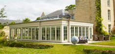 Explore Westbury Garden Rooms' case studies: glass garden rooms through to wooden orangeries, conservatories, pool houses and kitchen extension projects. Westbury Gardens, Victorian Greenhouses, Glass Garden, Pool Houses, Conservatory, Minimalism, Indoor, Mansions, House Styles