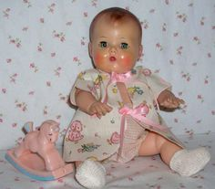 1950's Tiny Tears Doll