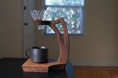 Coffee Pour Over Stand #CoffeePourOverStandStation #コーヒースタンド #ドリップスタンド #コーヒーステーション