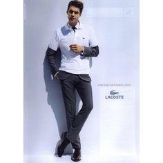 Lacoste Ad Campaign Spring/Summer, #Lacoste #Shoes @designerstudiostore.com: http://www.designerstudiostore.com/brands-off/lacoste.html