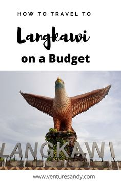 Langkawi is an amazing Archipelago of 99 Islands of tshe the coast of its Mainland Malaysia