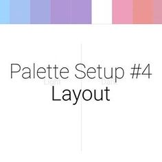 Next article in the series on setting up your palette now on my blog ateliernovotny.com.