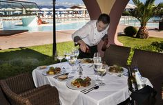 What's a visit to Greece without tasting its many delicacies? #MayorGastronomy #CapoDiCorfu #Corfu