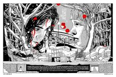 Let The Right One In. Beautiful movie.