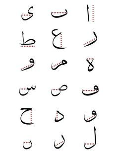 thuluth letters - Google Search