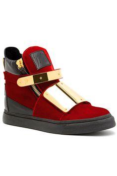 Giuseppe Zanotti - Sneakers - 2013 Fall-Winter