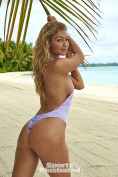 GIGI HADID - Sports Illustrated Swimsuit Issue 2016
