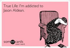 They say the first step of recovery is admitting you have a problem right?! Problem is ... I DONT WANT TO RECOVER! ;)
