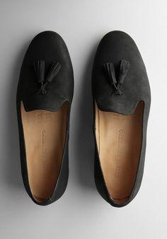 Tassel shoes from Dieppa Restrepo