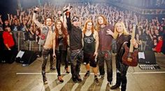 Colunistas Leda Rocker: STAY FUCKING METAL 10a. Destaca as bandas Amaranth...