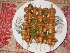 See related links to what you are looking for. Mini Churros, Holiday Tables, Kung Pao Chicken, Shrimp, Vegan Recipes, Food And Drink, Appetizers, Picnic, Tasty