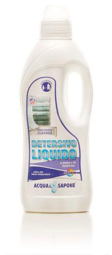 Bucato Detersivo Freschezza Classica1.875 ml
