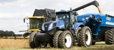 Find out more about the New Holland GENESIS® Series – Tier Tractors & Telehandlers range: browse the gallery, check out the technical specifications or find a dealer. New Holland Agriculture, Ford Tractors, Tracking System