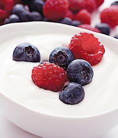 Creamy, fruity recipe: Wild Berry Yogurt Parfait