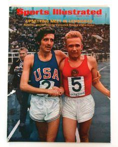 1970 Sports Illustrated  Upsetting Meet in Leningrad by BLiPPEE, $5.99