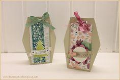 www.bestempelt.de: Schöne Verpackungen mit dem Geschenktüten-Board