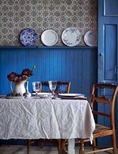Living Styles: Farebné trendy pre rok 2015 - klasická modrá