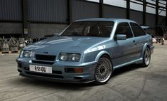 Click this image to show the full-size version. Ford Sierra, Ford Rs, Car Ford, 3008 Peugeot, Peugeot 206, Bmw E36, E36 Coupe, Bmw Classic Cars, Ford Lincoln Mercury