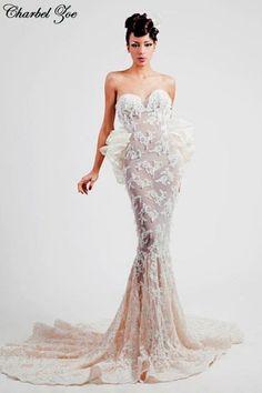 Charbel Zoe Couture 2012 Plastik Women