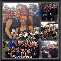 Tough mudder 2014