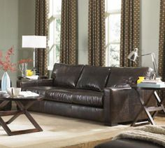 This is the Maxwell sofa from Restoration Hardware by the original manufacturer. Saved a lot of money!