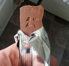 Не ешь меня!
