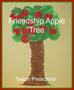We love this community building exercise from Deborah over at Teach Preschool and think it would make a great addition to your September lesson plans! Not only does it give your kiddos a chance to...