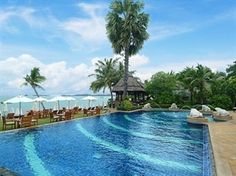 Bandara Resort & Spa Koh Samui, Thailand Beach resort. Bandara Resort & Spa is sublimely intimate, relaxing, and simply your perfect window to the stars. At this magnificent place you can encounter total leisure and discover the quality of easy-living with style that will not only awaken your hidden senses and emotions.