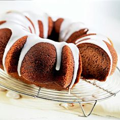 Spiced Rum Cake (frosting)