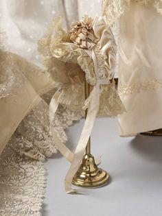 Ателье изысканных манер Екатерины Герасимовой - Восхищение старинной кукле