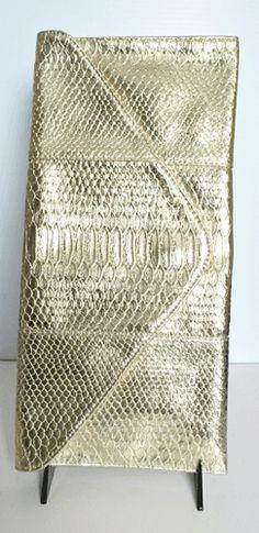gold envelope clutch  www.vestique.com