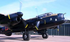"""Avro Lancaster """"Just Jane"""", Lincolnshire Aviation Heritage Centre, East Kirkby Lancaster Bomber, Air Force Aircraft, Ww2 Planes, Heritage Center, Dog Fighting, Royal Air Force, Military Aircraft, Wwii, Fighter Jets"""