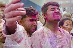 Made in indian Barcelona: Holi