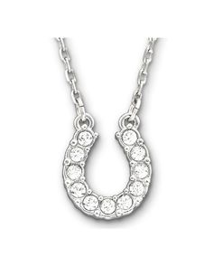 Swarovski Towards Horseshoe Necklace  Available at: www.always-forever.com