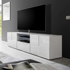 vous rêvez d'un salon tendance ? faites-vous plaisir avec notre ... - Grand Meuble Tv Design