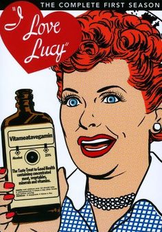 I Love Lucy: The Complete First Season [6 Discs] [DVD]