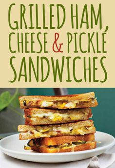 ... Grilled Cheese Sandwiches   Grilled Cheeses, Toast and Cheese