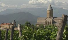 """The World Tourism Organization (UNWTO) in collaboration with the Georgian National Tourism Administration recently announced at the World Travel Market … Continue reading UNWTO Global Conference on Wine Tourism:September 2016 Kakheti, Georgia"""" History Of Wine, Wine Tourism, Wine And Spirits, Barcelona Cathedral, Monument Valley, World, Georgian, Travel, Champagne"""
