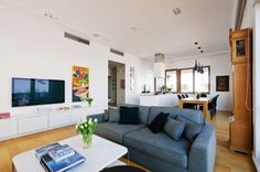 Holz Innendesign moderne-Möbel Wohnideen