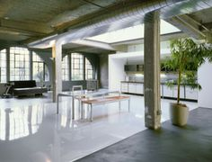 Live-work loft