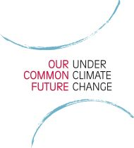 """Our Common Future under Climate Change. International Scientific Conference 7-10 July, 2015 Paris, France. """"... will present updated knowledge and address key issues concerning climate change in the broader context of global change. ...opportunity for scientists, stakeholders and the larger public, to take stock of existing knowledge, explore and identify innovative solutions, discuss them, and prepare for an ambitious post 2015 climate governance regime."""""""