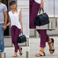 Diane Kruger Makes me Want (to Dress For) a Parisian Vacation