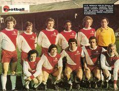 AS Monaco 1974/75.