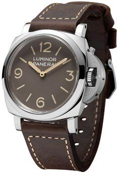 La Cote des Montres : Montres Panerai Radiomir & Luminor 1940 3 Days Acciaio – 47mm - Réf. : PAM00662 & PAM00663 - L'histoire fascinante d'une marque qui a révolutionné la lisibilité des montres-bracelets dans l'obscurité et sous l'eau
