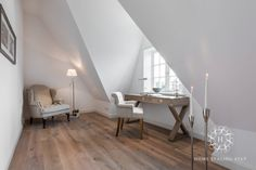 Arbeitszimmer by Home Staging Sylt