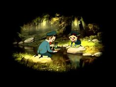 Newswire: Mondo exclusive: An Over The Garden Wall soundtrack is coming in August  There's a lot to love in Cartoon Network's   Over The Garden Wall  , the network's miniseries starring Elijah Wood as a neurotic teen who loses his way in a shadowy forest with his brother. The music goes a long way toward creating the unnerving atmosphere, with riffs on upbeat Disney-esque musicals, an astounding opening theme song, and scenes like disfigured pumpkin-headed people singing praises to t..