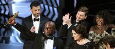 Notícias ao Minuto - Confira a lista completa dos vencedores do Oscar